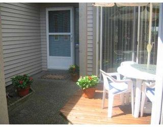 """Photo 2: 13 7820 ABERCROMBIE Place in Richmond: Brighouse South Townhouse for sale in """"ABERCROMBIE PLACE"""" : MLS®# V717324"""