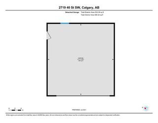 Photo 35: 2719 40 Street SW in Calgary: Glendale Detached for sale : MLS®# A1128228