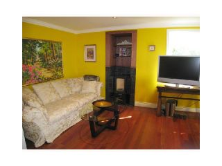 Photo 3: 1860 BARCLAY ST in Vancouver: West End VW House for sale (Vancouver West)  : MLS®# V1047125