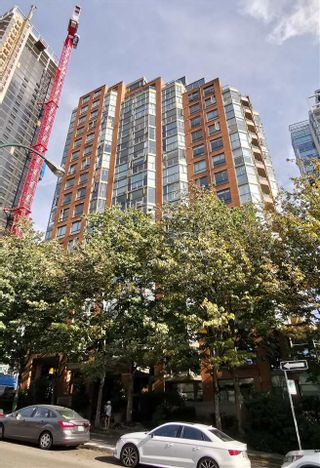 """Main Photo: 609 888 PACIFIC Street in Vancouver: Downtown VW Condo for sale in """"PACIFIC PROMENADE"""" (Vancouver West)  : MLS®# R2551901"""