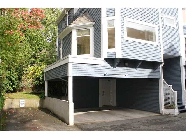 """Main Photo: 3103 SADDLE Lane in Vancouver: Champlain Heights Townhouse for sale in """"HUNTINGWOOD"""" (Vancouver East)  : MLS®# V915417"""