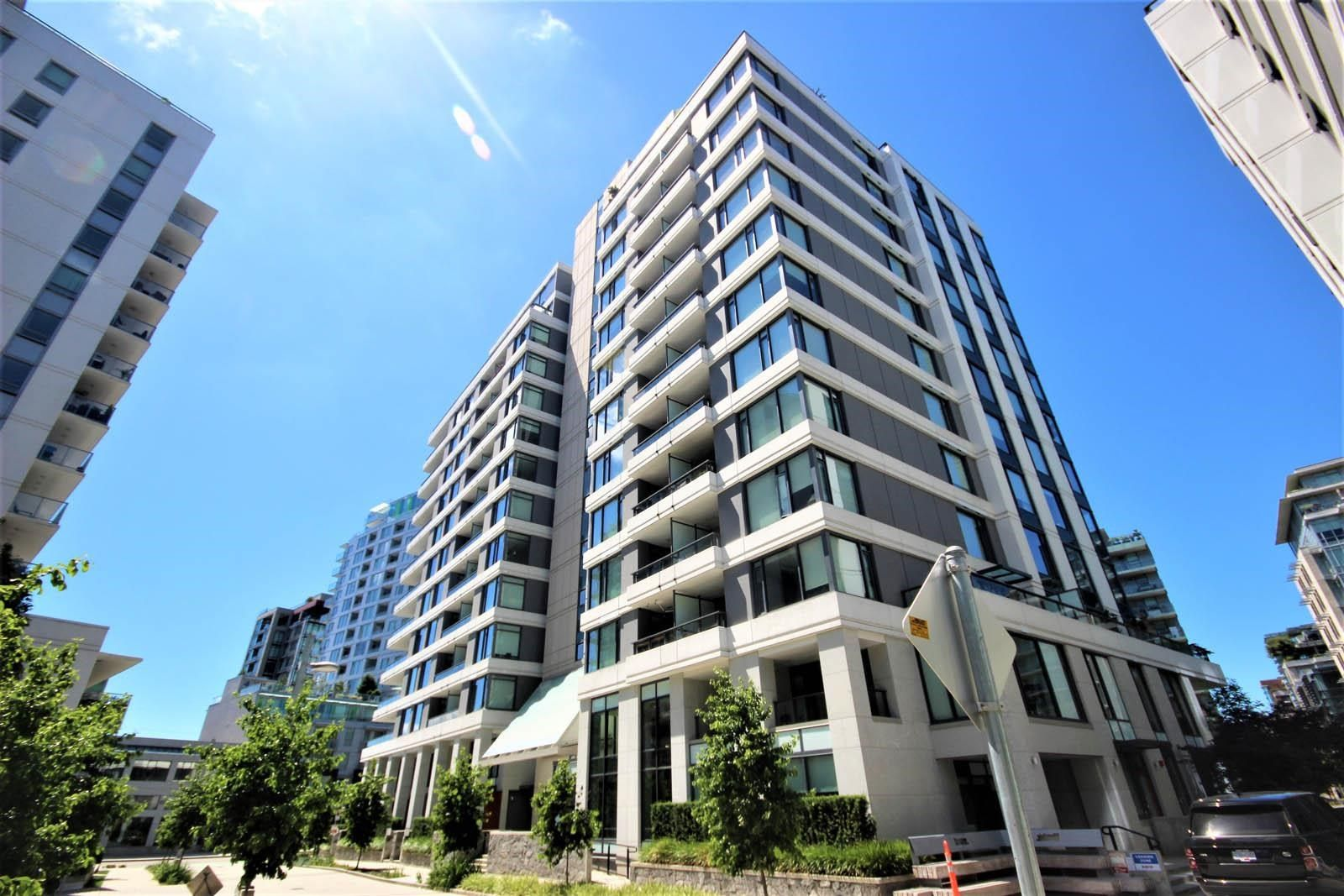 """Main Photo: 601 1688 PULLMAN PORTER Street in Vancouver: Mount Pleasant VE Condo for sale in """"NAVIO"""" (Vancouver East)  : MLS®# R2595723"""
