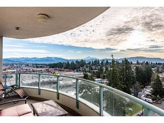 """Photo 37: 1402 32330 SOUTH FRASER Way in Abbotsford: Abbotsford West Condo for sale in """"TOWN CENTER TOWER"""" : MLS®# R2521811"""