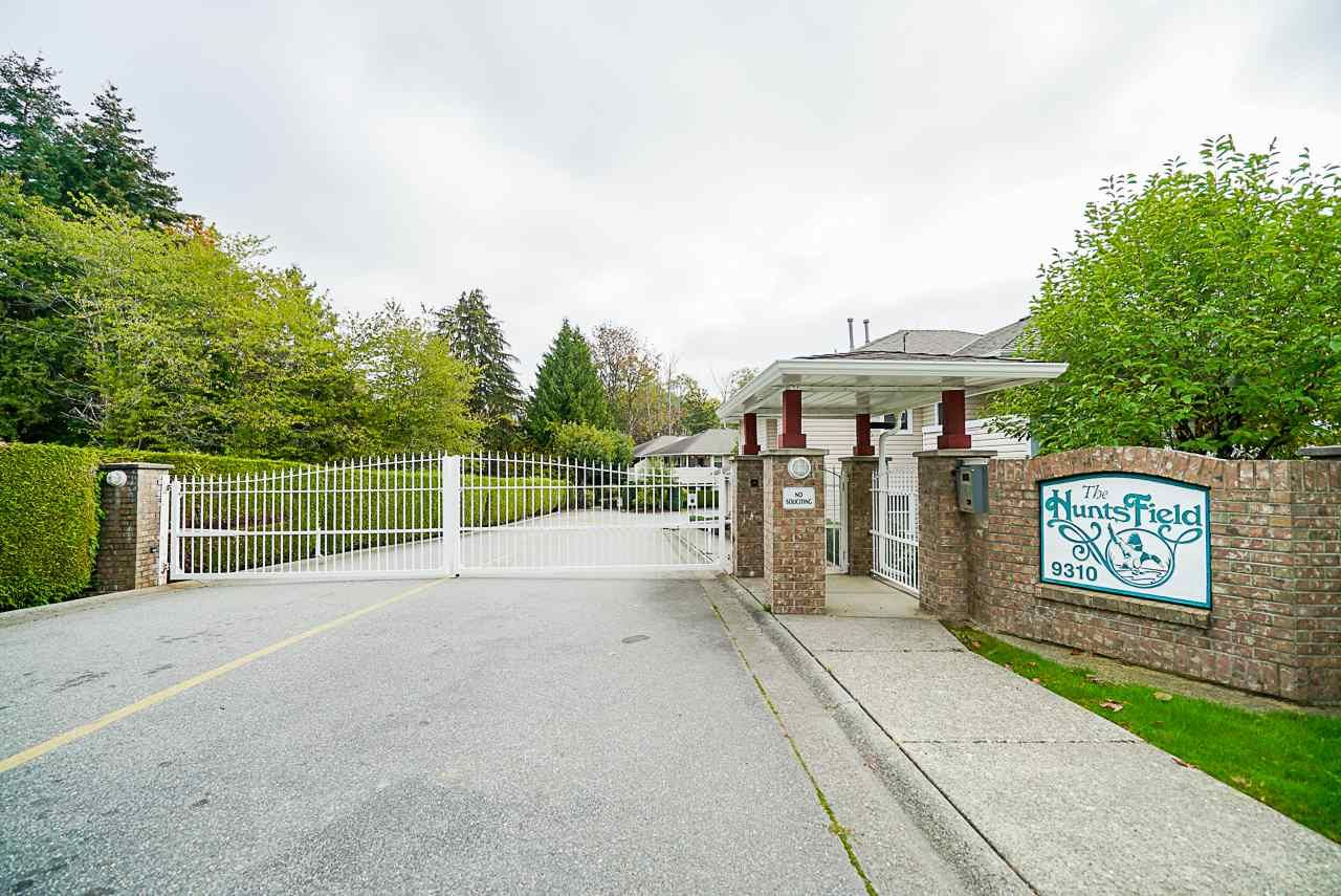 Main Photo: 106 9310 KING GEORGE Boulevard in Surrey: Bear Creek Green Timbers Townhouse for sale : MLS®# R2518153