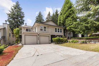 Photo 1: 1307 NOONS CREEK Drive in Port Moody: Mountain Meadows House for sale : MLS®# R2477287