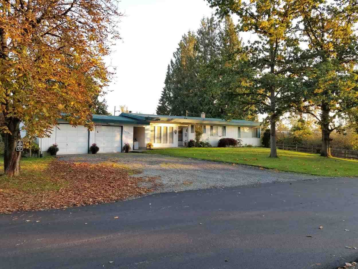 Main Photo: 30189 OLD YALE Road in Abbotsford: Aberdeen House for sale : MLS®# R2412392