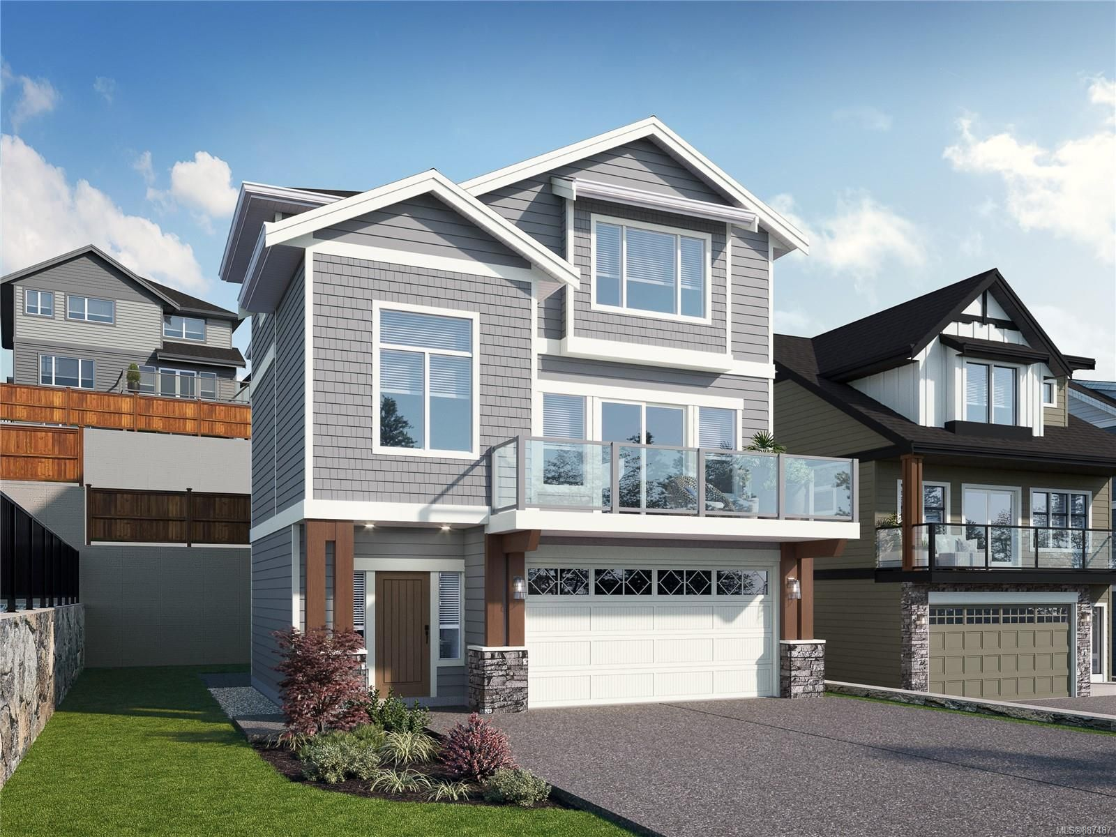 Artist's rendering from provided specs, actual construction may vary