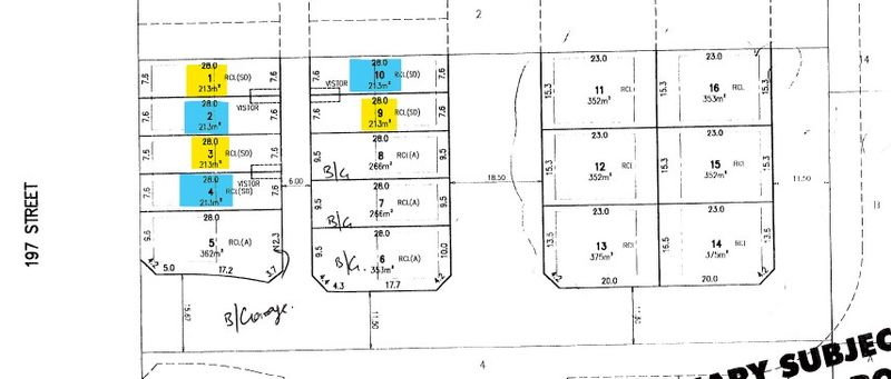 FEATURED LISTING: Lot # 4 - 7894 197 St TOL