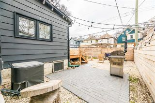 Photo 19: 758 Mulvey Avenue in Winnipeg: Crescentwood Residential for sale (1B)  : MLS®# 1911513