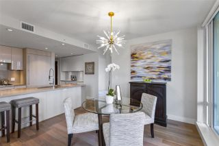"""Photo 2: 503 210 SALTER Street in New Westminster: Queensborough Condo for sale in """"PENINSULA"""" : MLS®# R2579738"""