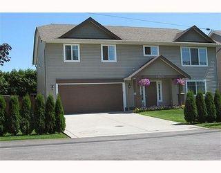 Photo 1: 11870 WEST Street in Maple_Ridge: Southwest Maple Ridge House for sale (Maple Ridge)  : MLS®# V754770