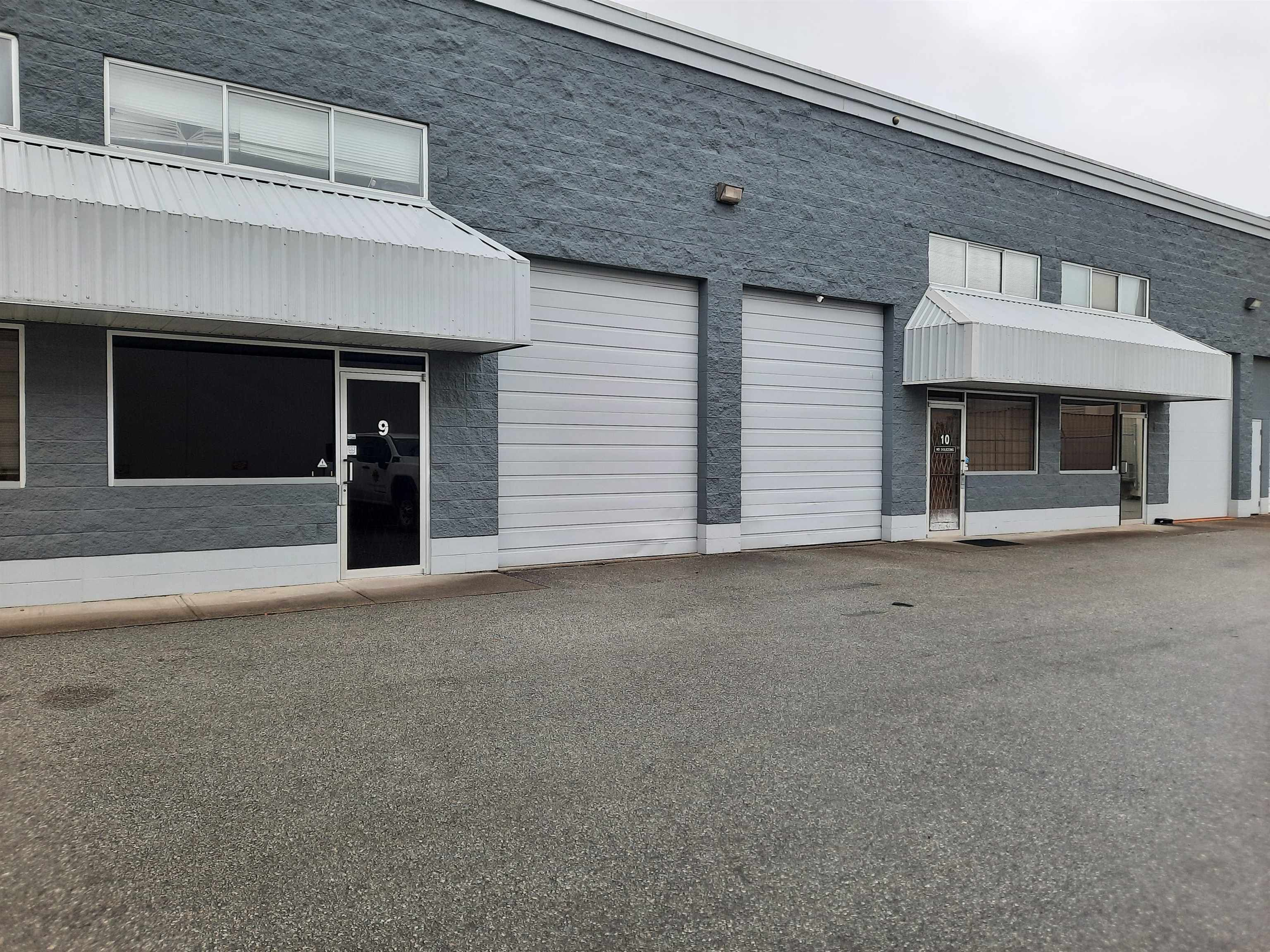 Main Photo: 9 5508 PRODUCTION Boulevard in Surrey: Cloverdale BC Industrial for sale (Cloverdale)  : MLS®# C8040216