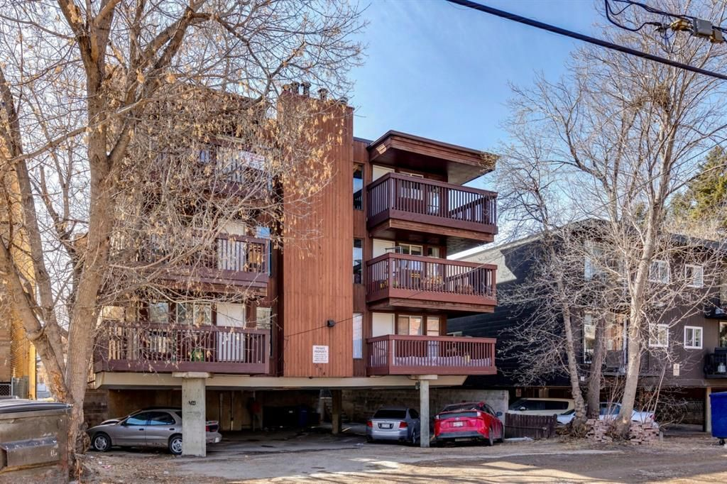 Main Photo: 303 534 20 Avenue SW in Calgary: Cliff Bungalow Apartment for sale : MLS®# A1089552