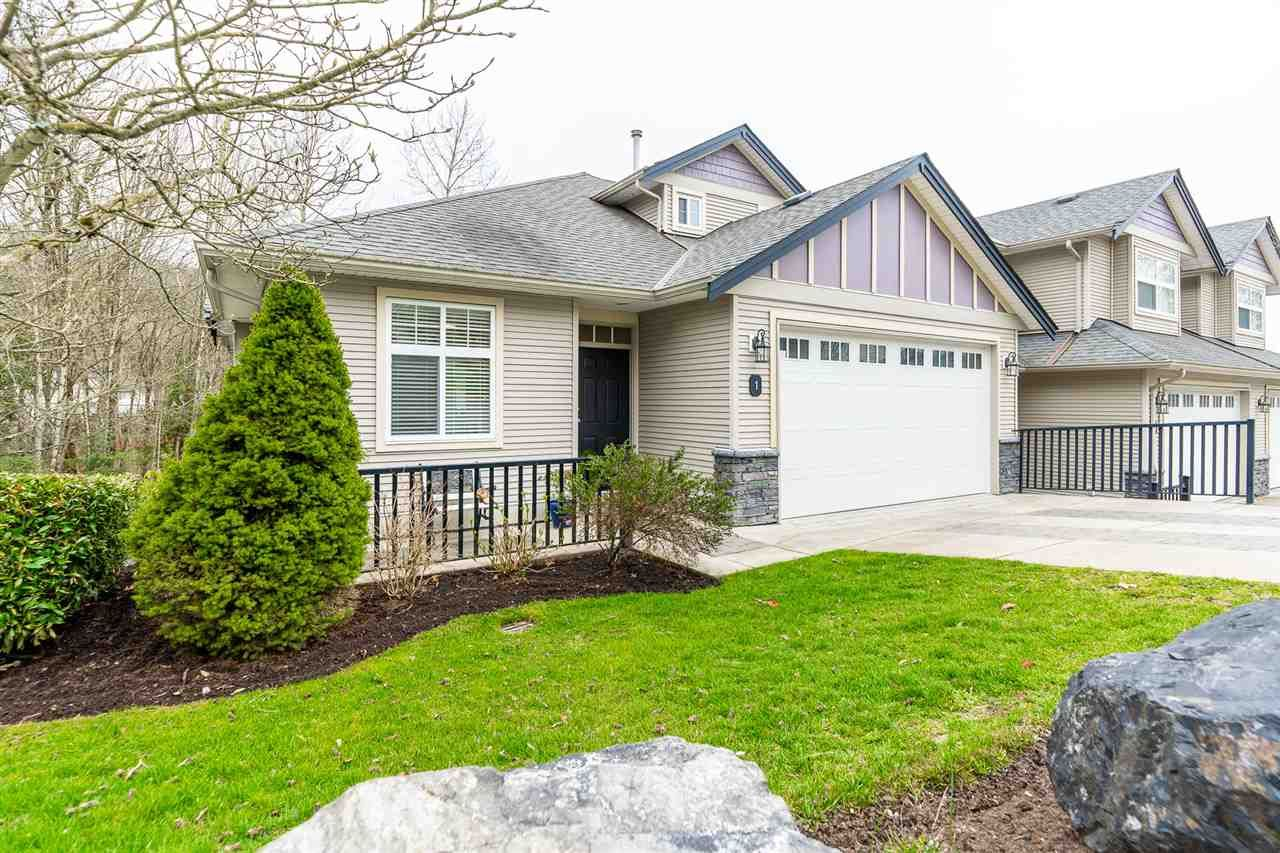 """Main Photo: 1 36260 MCKEE Road in Abbotsford: Abbotsford East Townhouse for sale in """"Kings Gate"""" : MLS®# R2560684"""