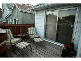 Photo 13: 430 Edgewood Street in WINNIPEG: St Boniface Residential for sale (South East Winnipeg)  : MLS®# 1318062
