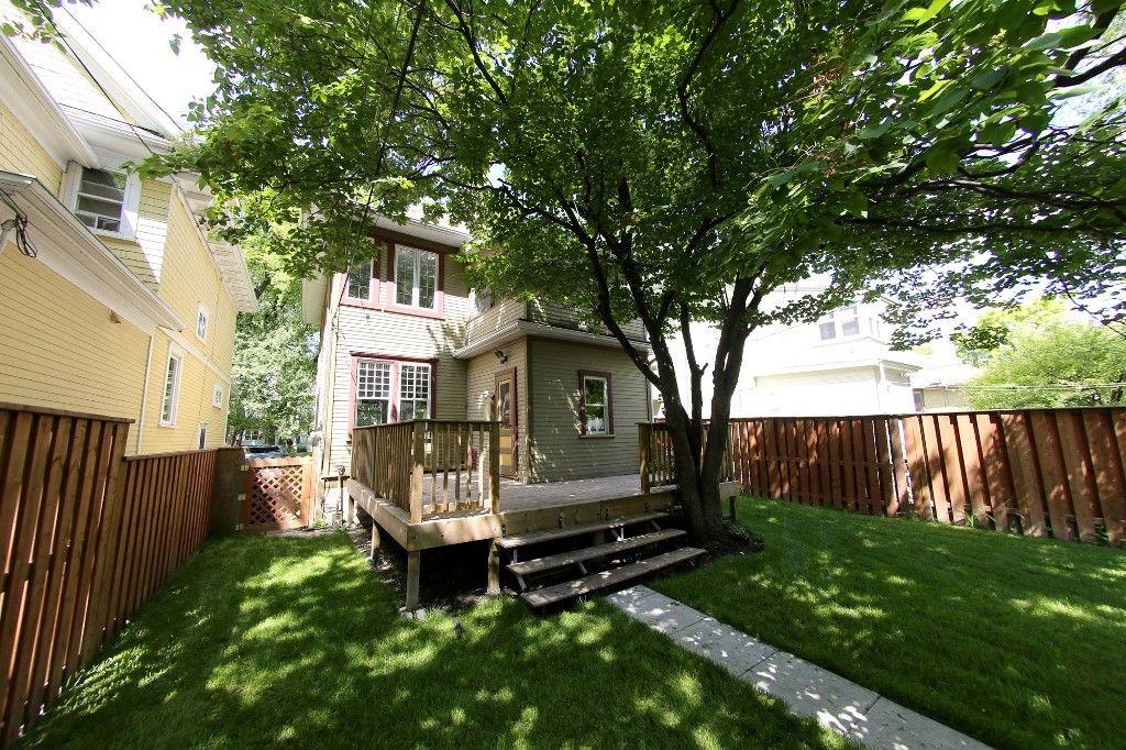 Photo 27: Photos: 453 Greenwood Place in Winnipeg: Wolseley Single Family Detached for sale (West Winnipeg)  : MLS®# 1516914