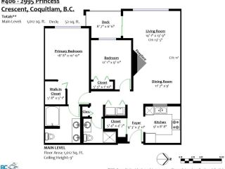 """Photo 15: 406 2995 PRINCESS Crescent in Coquitlam: Canyon Springs Condo for sale in """"Princess Gate"""" : MLS®# R2608568"""