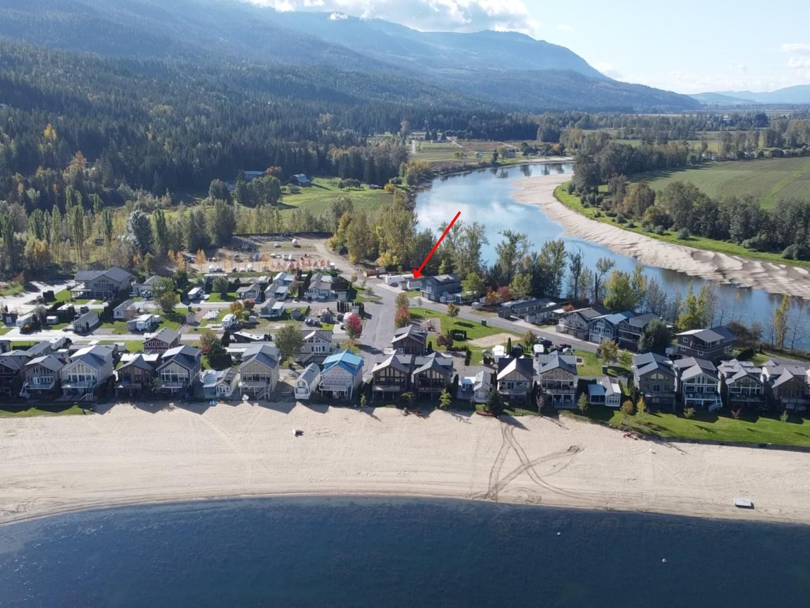 Main Photo: #RS13 8192 97A Highway, in Mara: Recreational for sale : MLS®# 10228147