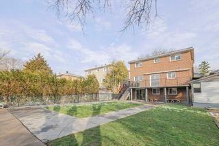 Photo 29: 36 Knockbolt Crescent in Toronto: Agincourt North House (2-Storey) for sale (Toronto E07)  : MLS®# E5063300