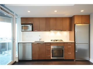 """Photo 8: # 510 1372 SEYMOUR ST in Vancouver: Downtown VW Condo for sale in """"The Mark"""" (Vancouver West)  : MLS®# V1038362"""