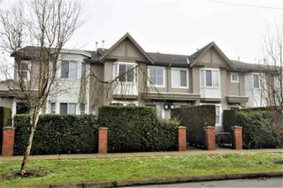 """Photo 1: 9 15450 101A Avenue in Surrey: Guildford Townhouse for sale in """"Canterbury"""" (North Surrey)  : MLS®# R2384888"""