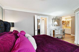 """Photo 15: 1401 1135 QUAYSIDE Drive in New Westminster: Quay Condo for sale in """"ANCHOR POINTE"""" : MLS®# R2538657"""