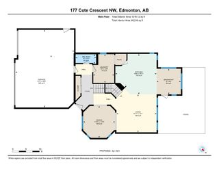 Photo 47: 177 Cote Crescent in Edmonton: Zone 27 House for sale : MLS®# E4239689