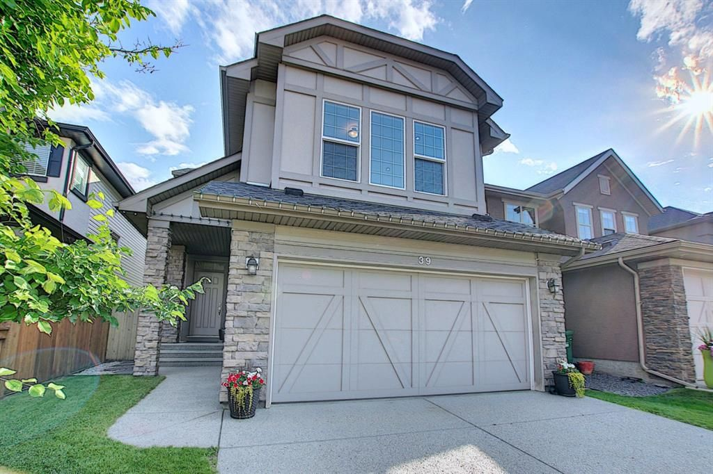 Main Photo: 39 CRANARCH Landing SE in Calgary: Cranston Detached for sale : MLS®# A1024411