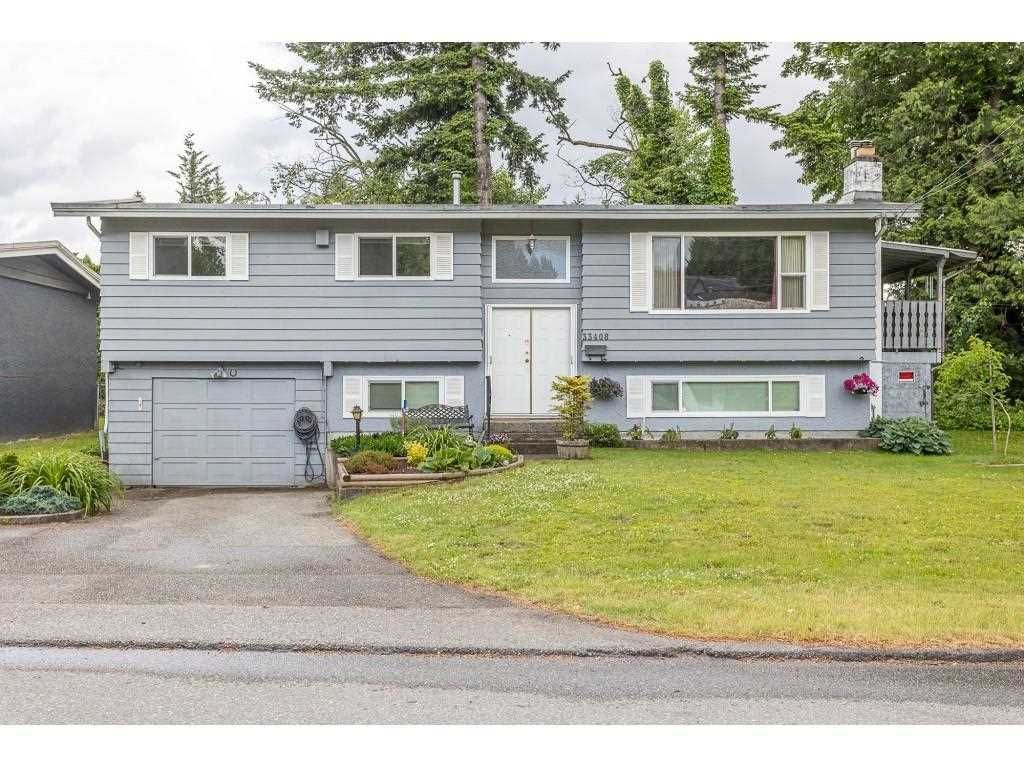 Main Photo: 33408 WESTBURY Avenue in Abbotsford: Abbotsford West House for sale : MLS®# R2590274