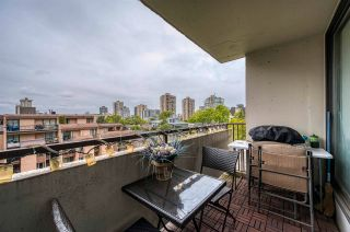 """Photo 16: 703 1127 BARCLAY Street in Vancouver: West End VW Condo for sale in """"BARCLAY COURT"""" (Vancouver West)  : MLS®# R2575156"""
