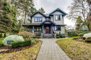 Photo 1: 2150 W 35TH Avenue in Vancouver: Quilchena House for sale (Vancouver West)  : MLS®# R2030803