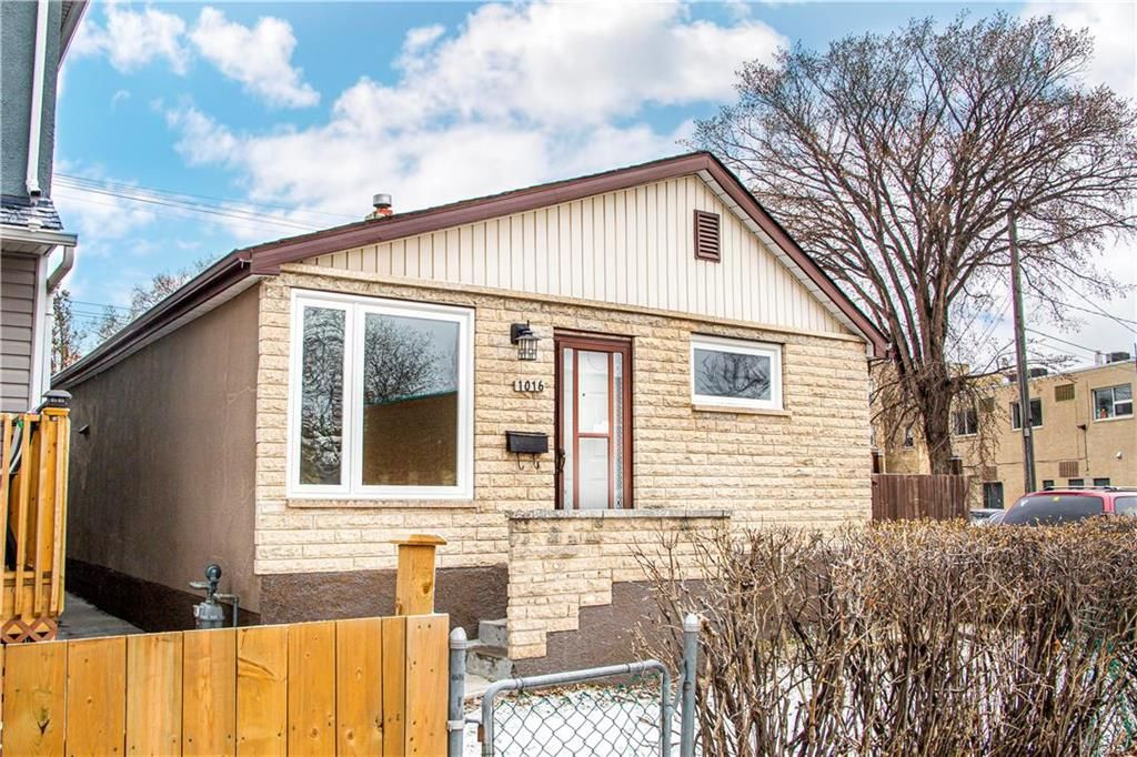 Main Photo: 1016 Banning Street in Winnipeg: West End Residential for sale (5C)  : MLS®# 202109113