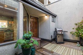 Photo 3: 310 1789 DAVIE Street in Vancouver: West End VW Townhouse for sale (Vancouver West)  : MLS®# R2511196