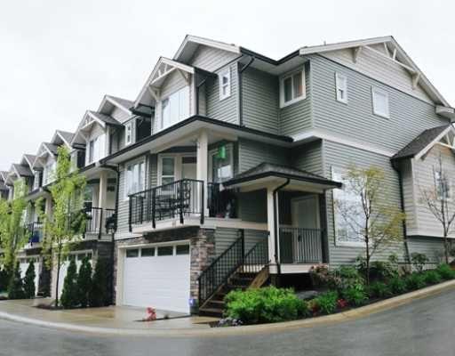 "Main Photo: 63 11720 COTTONWOOD Drive in Maple_Ridge: Cottonwood MR Townhouse for sale in ""COTTONWOOD GREEN"" (Maple Ridge)  : MLS®# V764493"