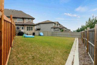 Photo 27: 4091 ALLAN Crescent in Edmonton: Zone 56 House Half Duplex for sale : MLS®# E4255510