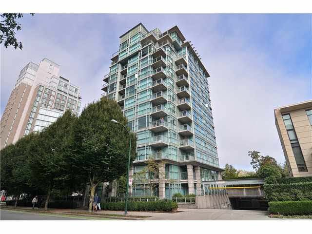 Main Photo: 207 1889 ALBERNI STREET in Vancouver: West End VW Condo for sale (Vancouver West)  : MLS®# R2124961