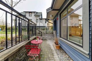 Photo 20: 12 5809 WALES STREET in Vancouver East: Killarney VE Townhouse for sale ()  : MLS®# R2520784