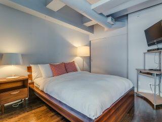 Photo 12: 233 Carlaw Ave Unit #610 in Toronto: South Riverdale Condo for sale (Toronto E01)  : MLS®# E3917314