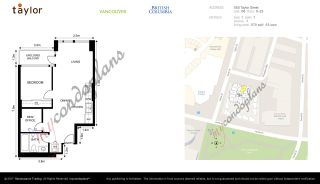 """Photo 19: 1106 550 TAYLOR Street in Vancouver: Downtown VW Condo for sale in """"THE TAYLOR"""" (Vancouver West)  : MLS®# R2335310"""