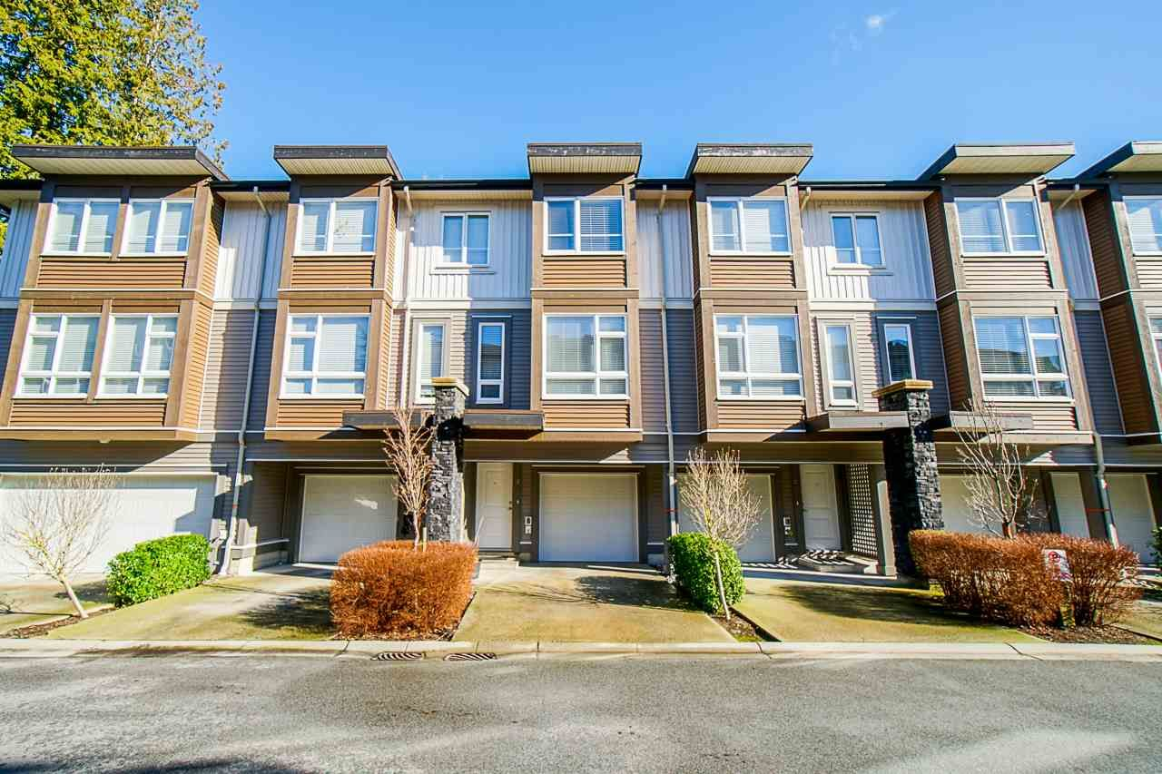 """Main Photo: 27 5888 144 Street in Surrey: Sullivan Station Townhouse for sale in """"One 44"""" : MLS®# R2536039"""