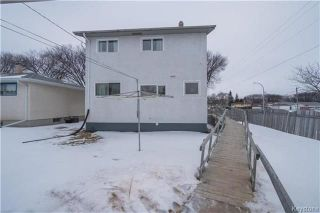 Photo 18: 400 Newman Avenue West in Winnipeg: West Transcona Residential for sale (3L)  : MLS®# 1801466