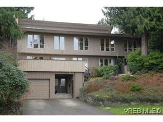 Photo 1: 1743 Orcas Park Terr in NORTH SAANICH: NS Dean Park House for sale (North Saanich)  : MLS®# 525698