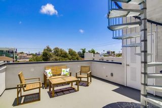 Photo 64: HILLCREST Townhouse for sale : 3 bedrooms : 160 W W Robinson Ave in San Diego