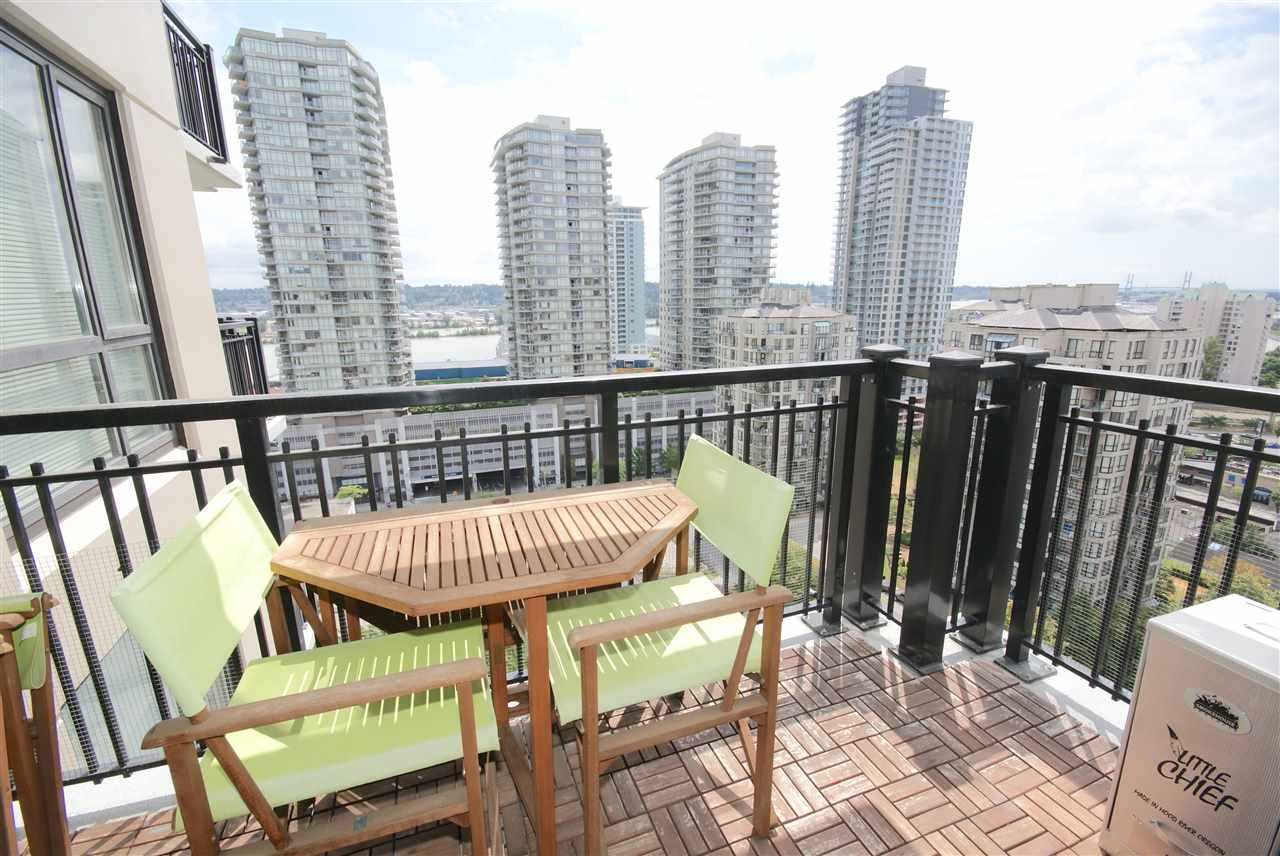 """Main Photo: 1208 813 AGNES Street in New Westminster: Downtown NW Condo for sale in """"NEWS"""" : MLS®# R2391706"""