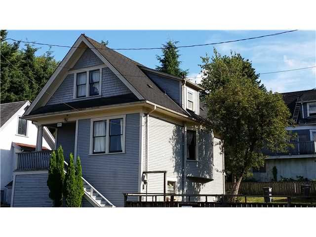 Main Photo: 406 E 5TH Avenue in Vancouver: Mount Pleasant VE House for sale (Vancouver East)  : MLS®# V1137854