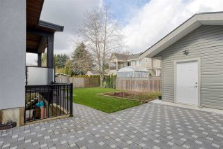 Photo 38: 15441 85A Avenue in Surrey: Fleetwood Tynehead House for sale : MLS®# R2560112