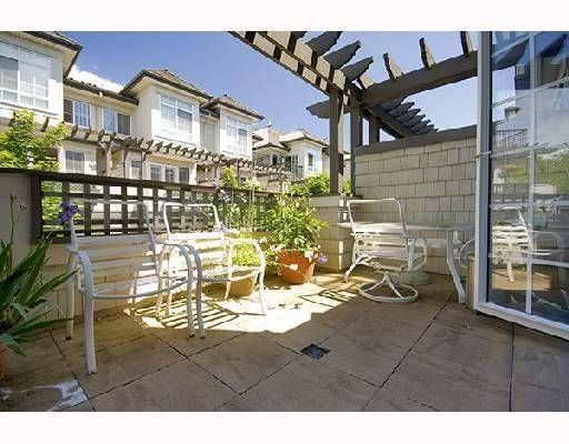 """Photo 6: Photos: 2562 WEST MALL BB in Vancouver: University VW Townhouse for sale in """"WESTCHESTER"""" (Vancouver West)  : MLS®# V734750"""