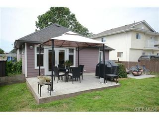 Photo 16: 554 Sumas St in VICTORIA: Vi Burnside House for sale (Victoria)  : MLS®# 703176