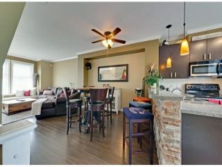 """Photo 3: 112 18777 68A Avenue in Surrey: Clayton Townhouse for sale in """"COMPASS"""" (Cloverdale)  : MLS®# F1312548"""