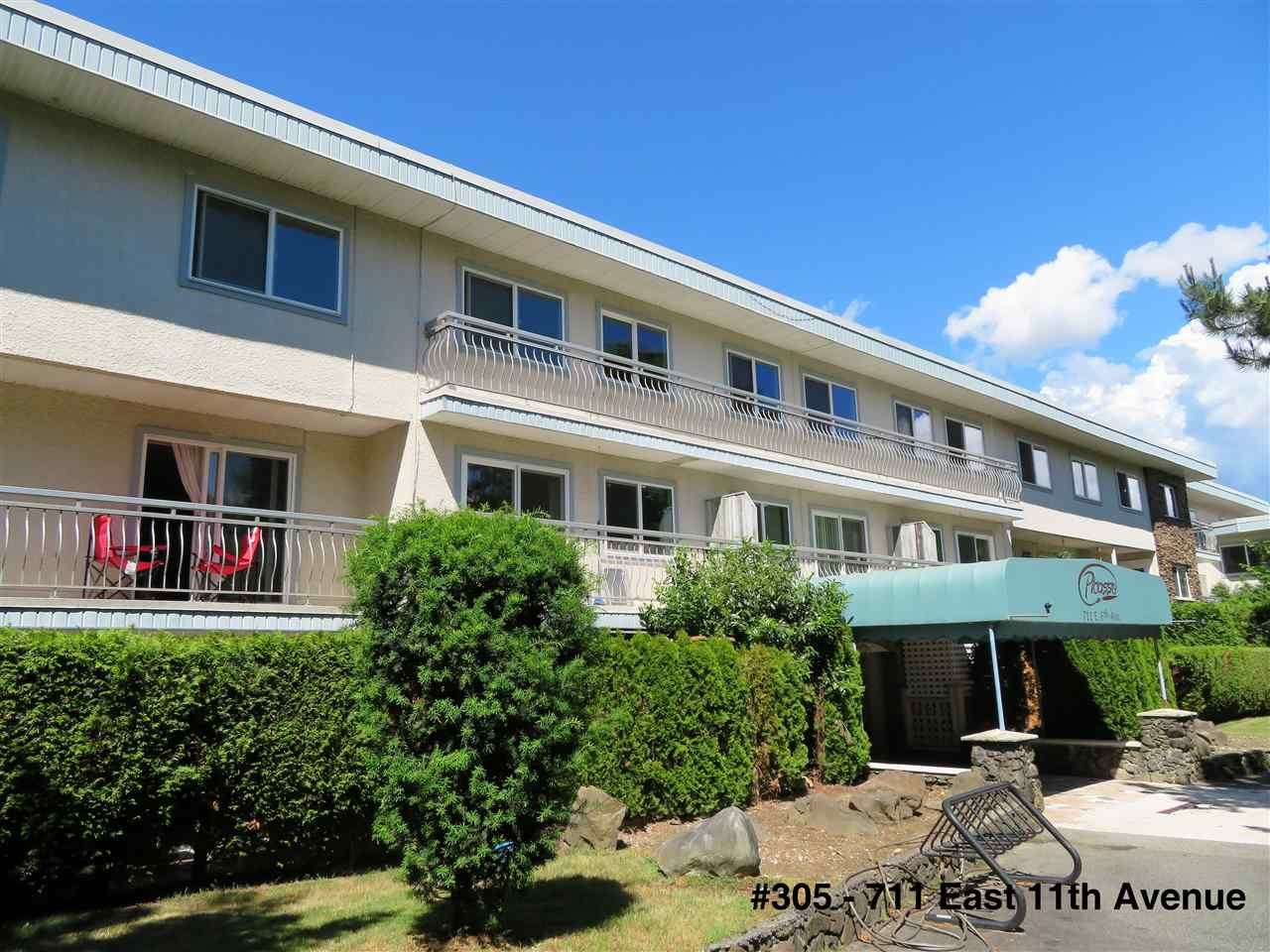 "Main Photo: 305 711 E 6TH Avenue in Vancouver: Mount Pleasant VE Condo for sale in ""PICASSO"" (Vancouver East)  : MLS®# R2278465"
